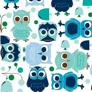 Turquoise_Owls