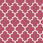 quatrefoil LG berry