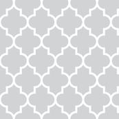 quatrefoil LG light grey