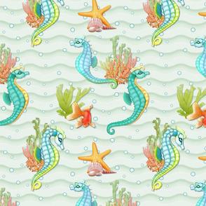 Seahorse Fantasy