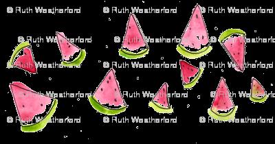 Tiniest Watermelon!