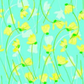 Flowering Cyclamen #7