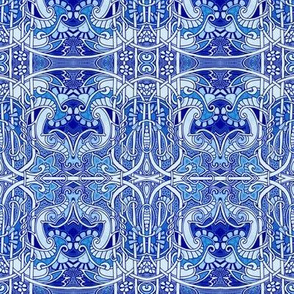 Victorian Box Blues