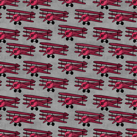 Triplane Repeat fabric by pond_ripple on Spoonflower - custom fabric