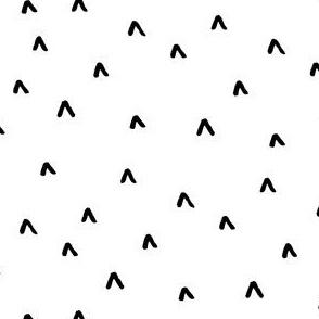 Arrow Heads // Black + White