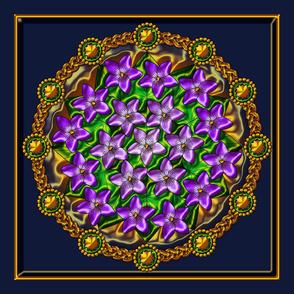 spring_flower_mandala_metallic_3_SCARF
