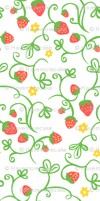 Wild Strawberry Fields, Red