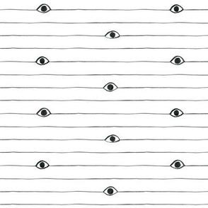 Striped Eyeballs