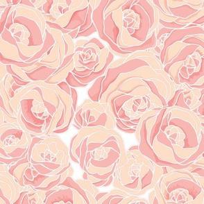 Rose Shower 10-H-2