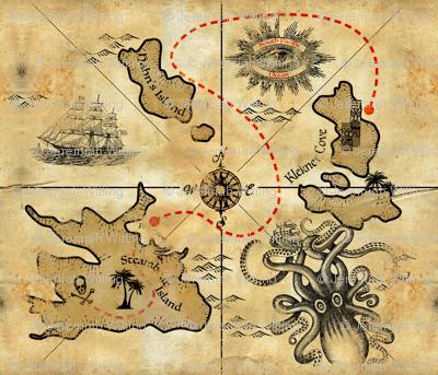 Treasure of the Pacific
