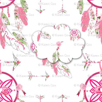 Sweet Dreams in Pink