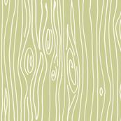 Wonky Woodgrain - Artichoke