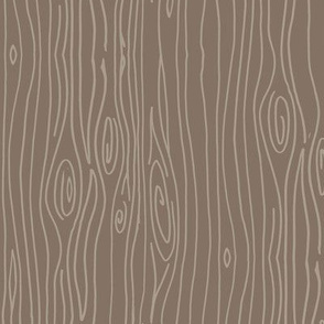 Wonky Woodgrain - Muted Browns - Smaller