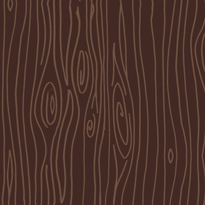 Wonky Woodgrain - Browns