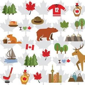 Canada Love