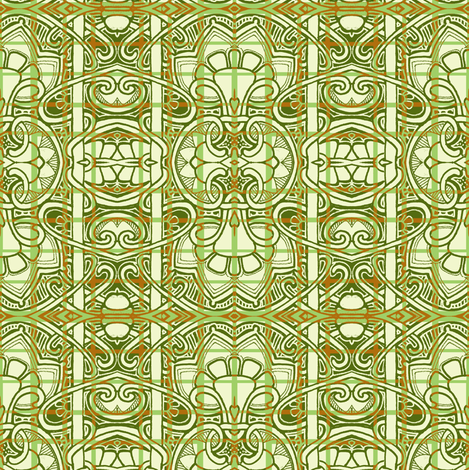 Could You Show Me That in a Plaid fabric by edsel2084 on Spoonflower - custom fabric