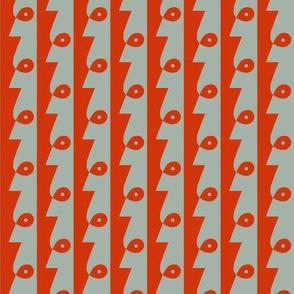 Mystery Man Orange Grey 2