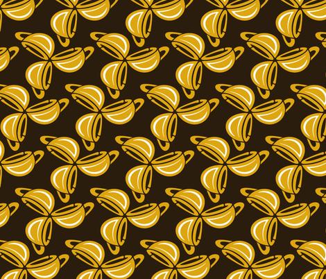 Pinwheel of Mugs fabric by gingerprints on Spoonflower - custom fabric