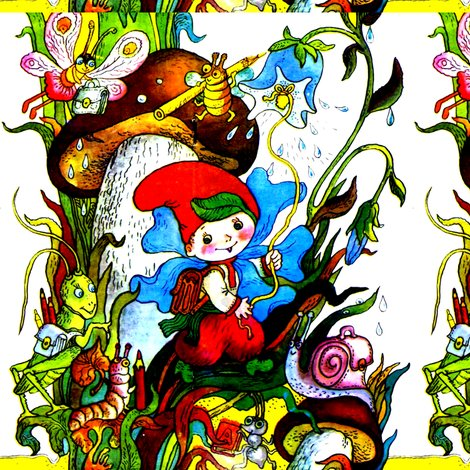Rspoonflower_gnome_insects_shop_preview