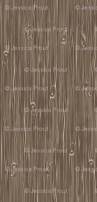 Woodgrain (large scale) // brown&tan