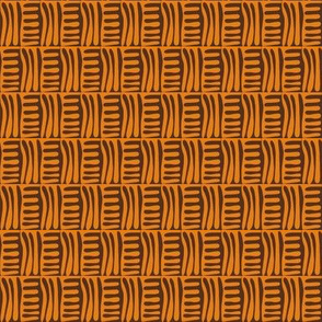 Woven Amber Wheat