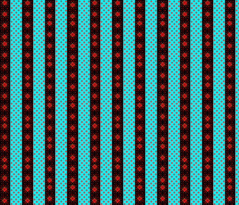 Mama Missy Stripe 2 fabric by inniv8z_oz on Spoonflower - custom fabric