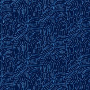 Blue Ripple