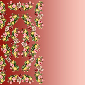 Roses-Red-Pink_Background_Border_Print