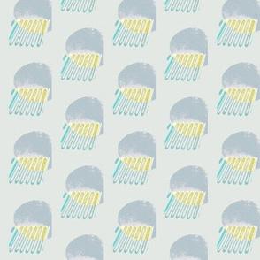 Island: Raining! Grey-o-ch