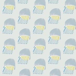 Island: Raining! Grey-b