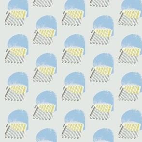 Island: Raining! Grey-o2