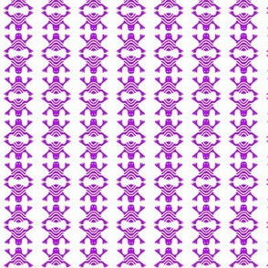 Purple Frogs