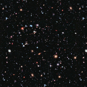 Outer Space Hubble