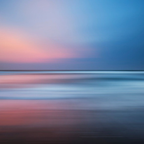 Ocean Sunset Horizon