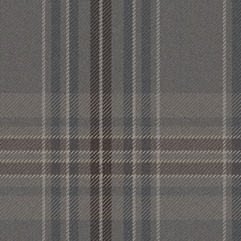 New Ancient Plaid 2 in weathered grey, XL fabric by weavingmajor on Spoonflower - custom fabric