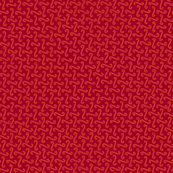swirl grid in ruby red