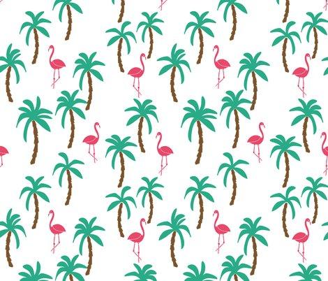 Palm Tree Trees Flamingo Flamingos Tropical Summer Cute