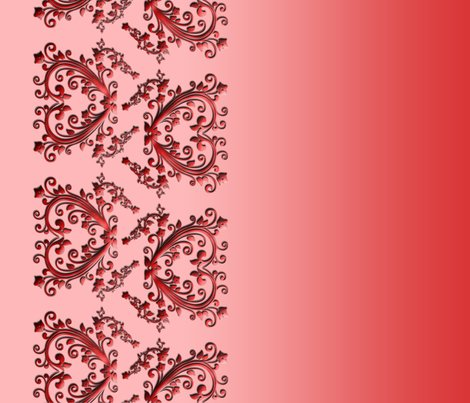 Rred_florial_hearts_border_fabric_shop_preview