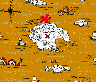 Adventure Islands Ahoy! on Gold