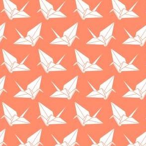 Folded Flock Dense: Coral