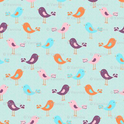 Flying Islands Coordinate (Birds)