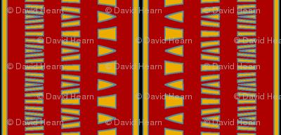 Tribal Celebrant (Red)