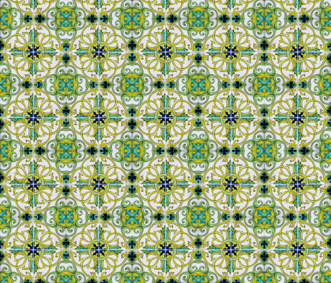 Morocco in Colors! #1 fabric by bymemi on Spoonflower - custom fabric