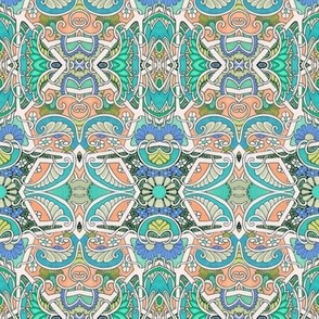 A Paisley Doodle Spring