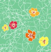 Rrnasturtiums_pattern_color_w_flowers-sq_shop_thumb