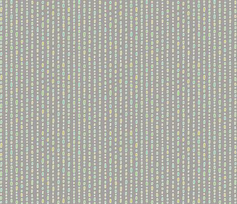 dots green fabric by thelazygiraffe on Spoonflower - custom fabric
