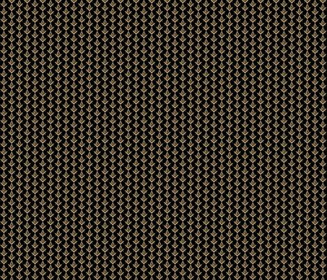 "Small 1/2"" Masonic Square Compass Black Gold fabric by elemental-design on Spoonflower - custom fabric"