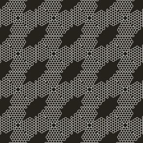 Honeycomb Stripe