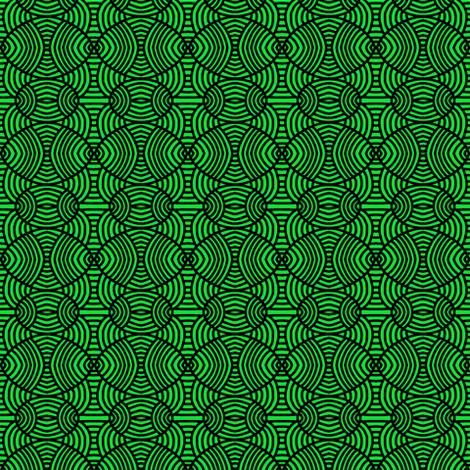 Cucumber Pickles Green fabric by eve_catt_art on Spoonflower - custom fabric