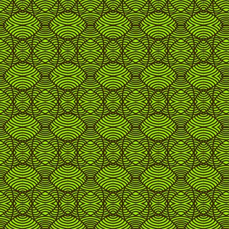 Pickle Relish Green fabric by eve_catt_art on Spoonflower - custom fabric